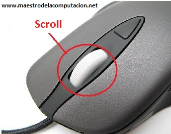 Truco con el Scroll del Mouse