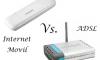 Qué es mejor: Internet móvil o ADSL