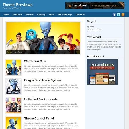 Themes para Wordpress gratuitos y de gran calidad