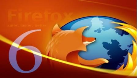 Firefox 6.0 ya es Oficial