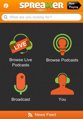 Crea un programa de radio y podcasts con Spreaker