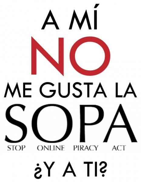 15 Grandes de Internet se apagarían en contra de SOPA