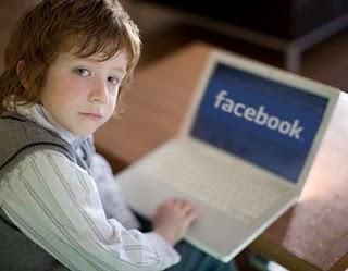 Hijos en Facebook