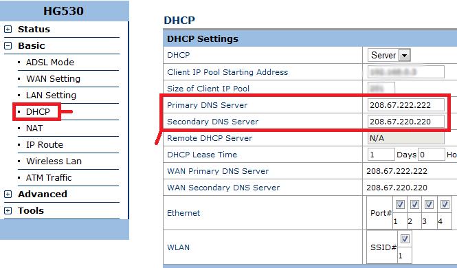 Cómo cambiar los DNS en el computador o módem