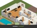 Diseña y remodela la casa de tus sueños con Autodesk Homestyler