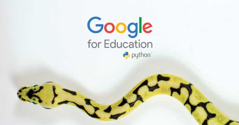 Curso de Python gratis impartido por expertos de Google
